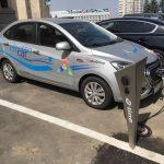 В Казахстане приступили к масштабной установке сети зарядных станций для электрокаров