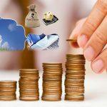 Каков объем розничных тенговых вкладов казахстанцев?