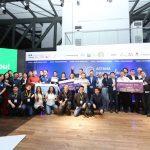 Итоги стартап-проекта Astana Innovations Challenge: от транспорта до блокчейна.