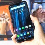 Nokia представила новые безрамочные смартфоны