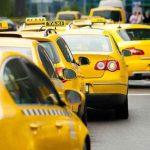 Казахстанцы выбирают услуги таксистов
