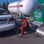 Автомобили на газе: количество регистраций выросло на 44,5%