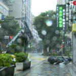 На юге Китая введен красный уровень опасности