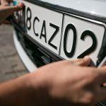 За девять месяцев в Казахстане зарегистрировано 874 557 автомобилей