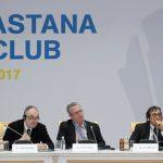 Стали известны спикеры международного форума Astana Club