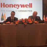 Корпорация Honeywell и Eurasian Resources Group (ERG) подписали соглашение