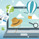 Онлайн туризм в Казахстане