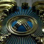 Новый вариант герба Казахстана вступил в силу