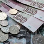 Рубль подорожал за месяц на 3%