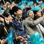 Как изменилось население Казахстана за год