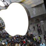 Выручка Apple бьет рекорды
