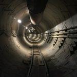 Илон Маск показал готовый тестовый тоннель Boring Company под Лос-Анджелесом