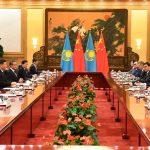Си Цзиньпин: под руководством Назарбаева Казахстан достиг больших успехов