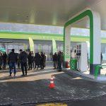 В Алматы открылся первый флагманский мультитопливный автозаправочный комплекс нового формата