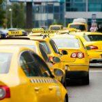 Казахстанцы предпочитают ездить на такси