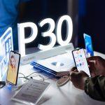 HUAWEI представляет новую линейку смартфонов  HUAWEI P30 в Казахстане