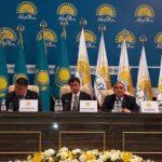 Конференция партии Nur Otan прошла в Шымкенте