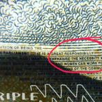 Австралия выпустила миллионы банкнот с опечаткой