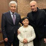 Игорь Крутой позвал Ержана Максима в свою академию
