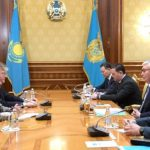 Токаев встретился с представителями ООН