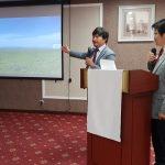 Samsung и корейская стартап-команда Lives'talk подарили казахстанским фермерам устройства по поиску скота