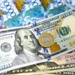 «Чистые» продажи долларов США в текущем году уже превысили 555 миллиардов в тенговом эквиваленте