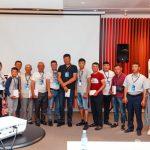 Волонтеры Samsung из Южной Кореи провели в Кегене тренинг по современным технологиям