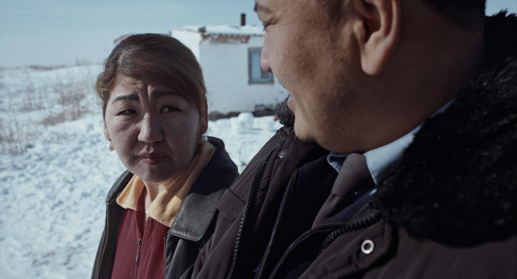 Кадр из фильма Марьям