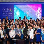 KAZAKHSTAN ENERGY WEEK | IV Женский энергетический форум
