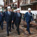 Премьер-Министр РК Аскар Мамин с рабочей поездкой посетил Западно-Казахстанскую область