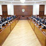 Премьер-Министр РК Аскар Мамин встретился с членами Совета директоров ЕБРР