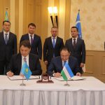 Этой осенью Ташкент принял казахстанскую торгово-экономическую миссию из Казахстана.
