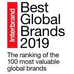 Samsung Electronics заняла 6-e место в рейтинге лучших мировых брендов Interbrand 2019